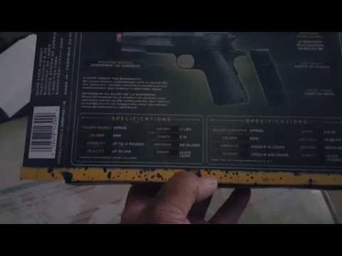 Unboxing 2 airsoft guns