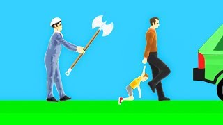 SAVE YOUR SON! (Happy Wheels #103)