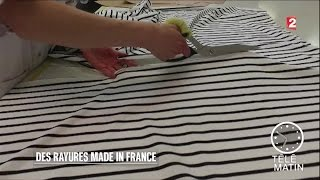 Conso - Des rayures made in France - 2016/07/21