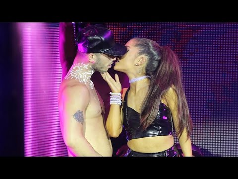 Ariana Grande Officially Dating Ricky Alvarez