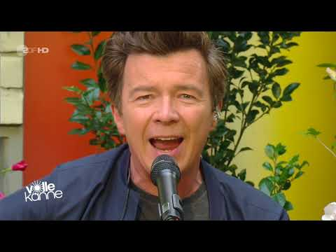 Rick Astley - Beautiful Life (Unplugged) (Volle Kanne - 2018-07-25)