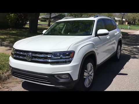 A BETTER Ford Explorer---2018 Volkswagen Atlas Review