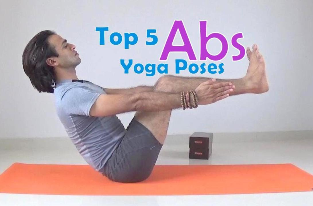 Top 5 Abs Yoga Poses