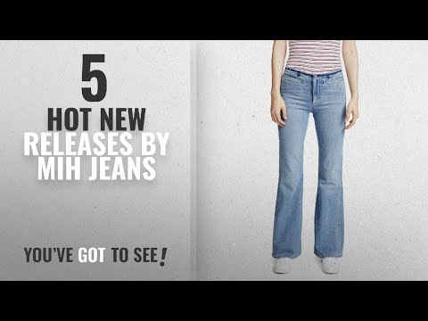 Hot New Mih Jeans Women Clothing [2018]: M.i.h Jeans Women's Marrakesh Flare Jeans, 1971, 30