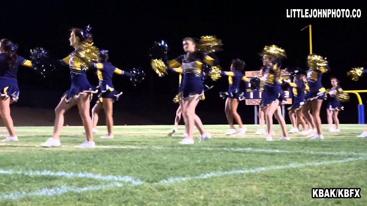 Kern Valley High School Cheerleaders - 08-28-15 - YouTube