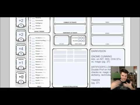 How to Create D&D Characters: Ability Scores (Hero Workshop #3)