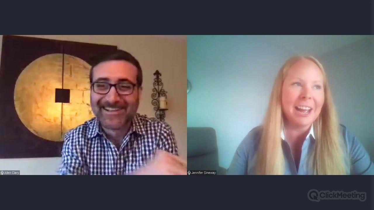 How I Started a Solo Services Company: Jennifer Sineway