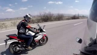 Honda cbr500r vs Yamaha r25