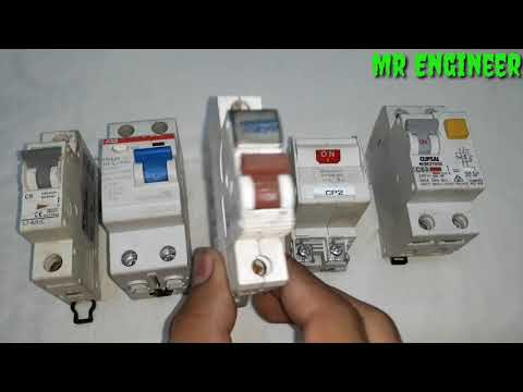 What Is Circuit Breaker? Types Of Circuit Breakers In Urdu Hindi
