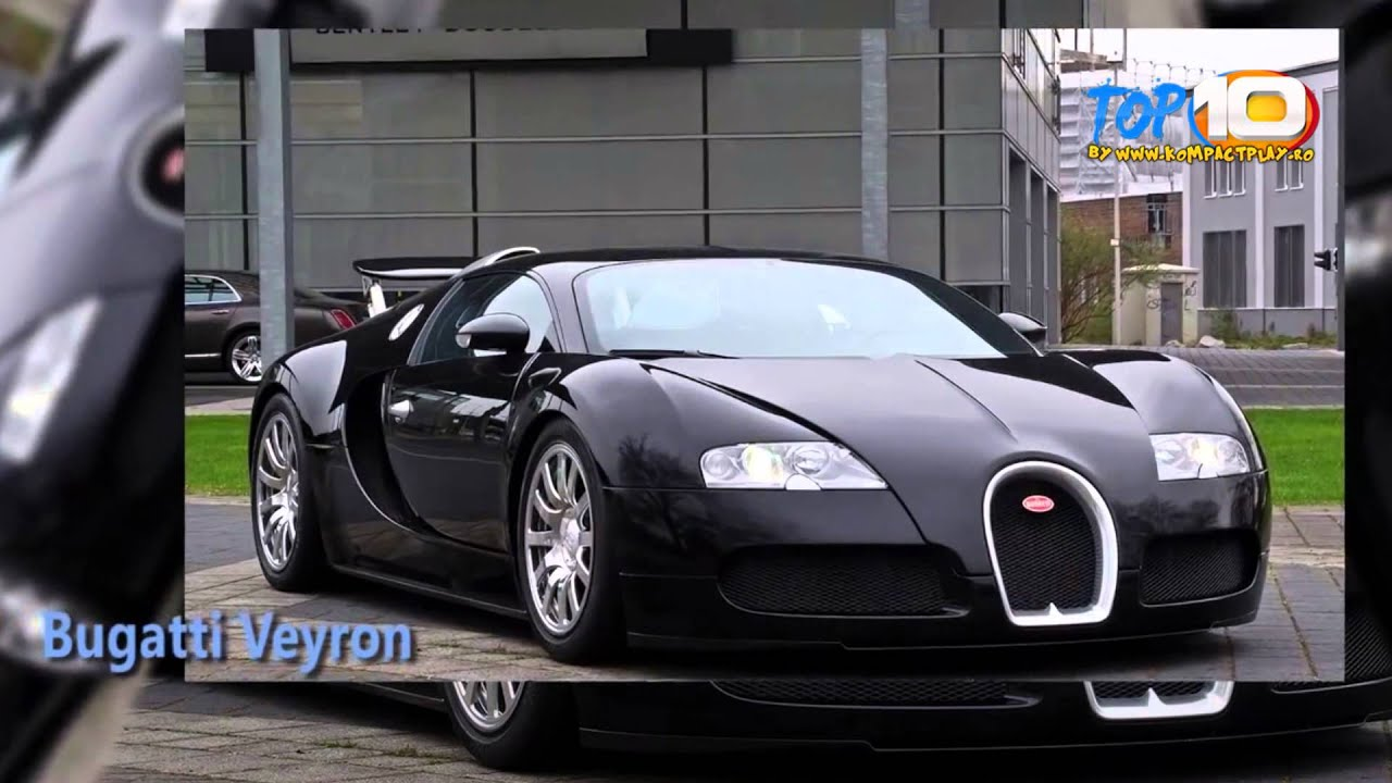 Top 10 List of Most Beautiful Cars in The World - YouTube
