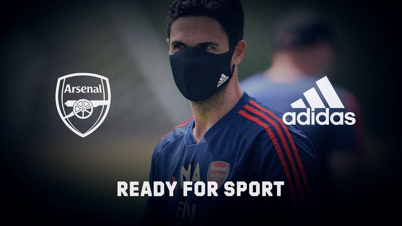Ready to be home again | Arsenal x adidas | Premier League Restart