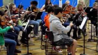 Video Lake Shore Orchestra - Call Me May Be - welcomes Tomisato Students - Oct 2013 download MP3, 3GP, MP4, WEBM, AVI, FLV April 2018
