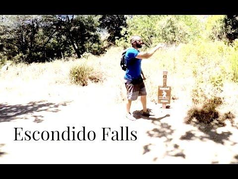Waterfalls in Los Angeles!? Really?