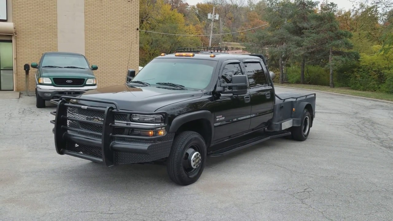 2001 chevrolet silverado 3500 4x4 duramax diesel dually drw for sale kansas city mo 816diesel. Black Bedroom Furniture Sets. Home Design Ideas