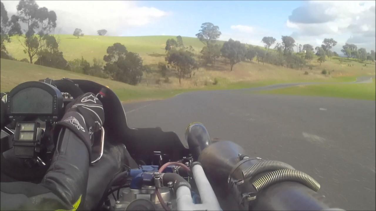 250cc Superkart Broadford Lap Record