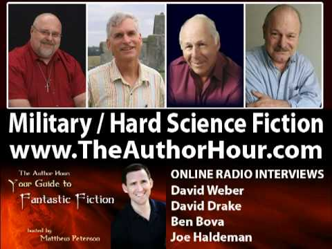 The Author Hour - Military / Hard Science Fiction (Episode 11)