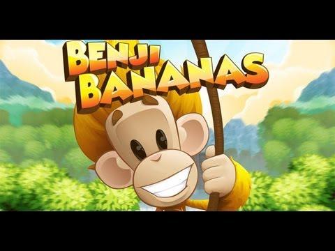 BENJI BANANAS [App Review]