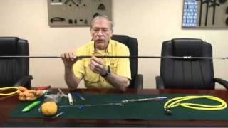 "The Sea Stinger ""Lightning Rod"" Pole Spear"