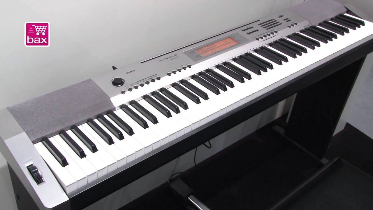 Casio CDP-230R- Musikmesse 2014 - YouTube