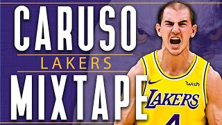 Alex Caruso's Lakers Mixtape | NBA Highlights