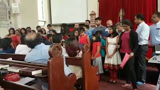 How great thou art - Melbourne Marthoma central B song 2017