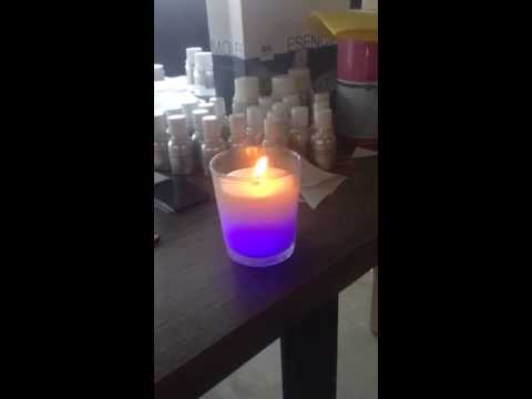 Levin Brothers LED candle