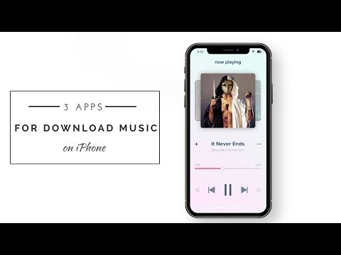 How to Download Music 🎧 on iPhone 2018 | 3 Best Apps to Download Music on iPhone 📲| No Computer