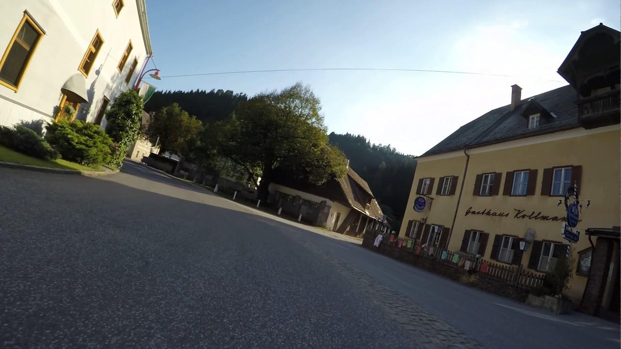 2016 08 26 Vespa Gts 300 St Pankrazen Geistthal Römaskogelweg