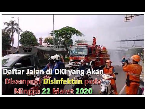 Cegah Corona, Pemprov DKI Lakukan Penyemprotan Disinfektan di Sejumlah Wilayah from YouTube · Duration:  2 minutes 16 seconds