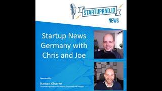 Startup News Germany - April 2019 by Startuprad.io