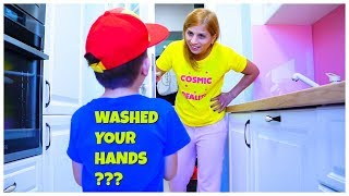 Little Johny Wash Your Hands -  Learning to Wash Hands with Songs for Children