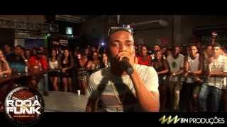 MC Nego do Borel :: O Showman ao vivo na Roda de Funk :: Full HD