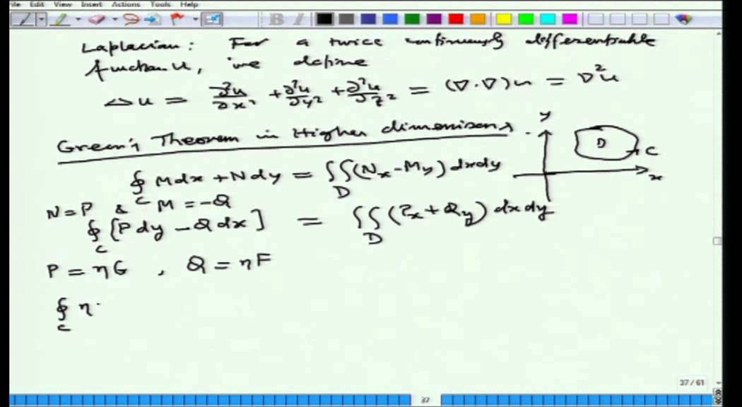 Mod-01 Lec-05 Calculus of Variations and Integral Equations