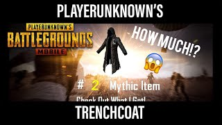PLAYERUNKNOWN S Trench coat RIP WALLET PUBG MOBILE GAMEPLAY 7