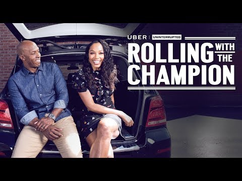 Cari Champion With Chauncey Billups | ROLLING WITH THE CHAMPION