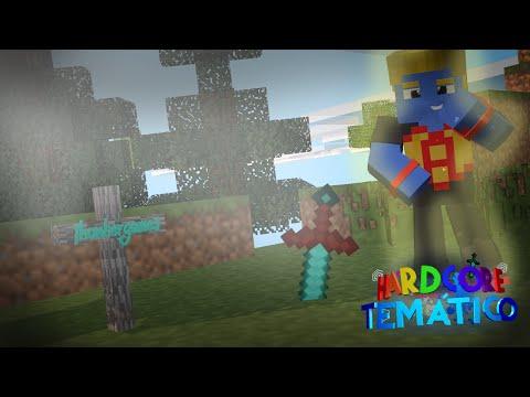Minecraft: HARDCORE TEMÁTICO 2 #3 -...