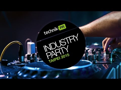 technikPR Industry Party - Computex in Taipei 2015