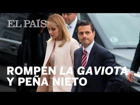 Angélica Rivera confirma su divorcio del expresidente mexicano Enrique Peña Nieto