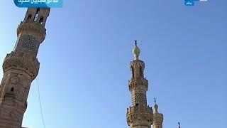 الرئيس السيسي وضيفه الامير محمد بن سلمان ولي عهد المملكة يشهدان تطور الجامع الازهر