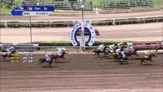 Vidéo de la course PMU PREMIO EMPALIZADA