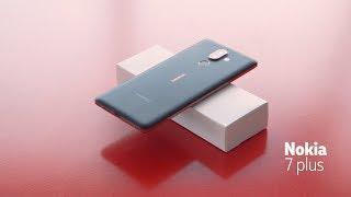 Беглый взгляд на Nokia 7 plus