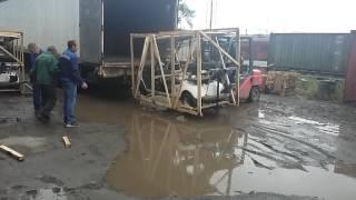 видео перевозка сборных грузов из владивостока