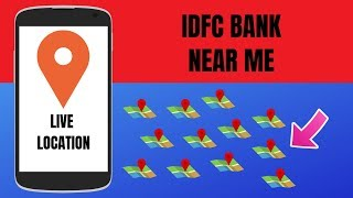 Idfc bank near me | Banks near me