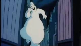 Slimer and The Real GhostBusters Intro 2