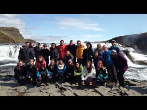 Iceland Green Program Student Experience