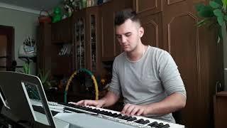 Макс Барских - Моя любовь ( Piano Cover )