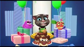 - Мой Говорящий Том 2 День Рождения Тома