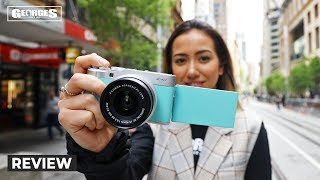 The BEST Fuji camera under $999 | Fujifilm X-A7 Review
