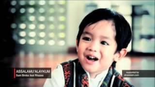 Sam Bimbo feat Rhazes Ibrahim - Assalamu'alaykum | New Album WARISAN