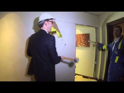 Al Manzil Hotel Demolition Party